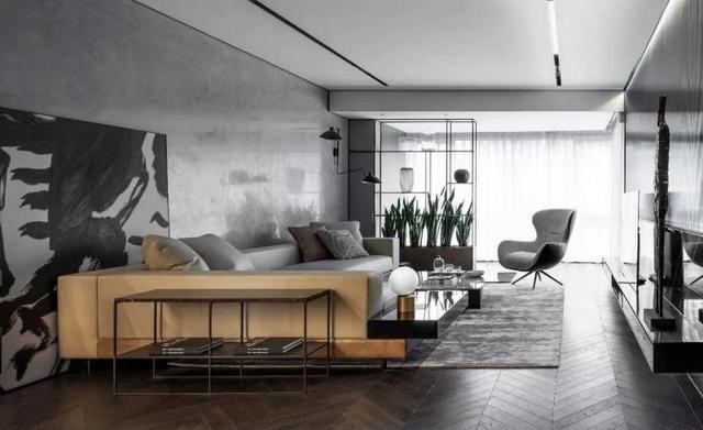 新房120平米三居室现代风格,装修只用了18万,谁看谁说划算!-恒大中央广场装修