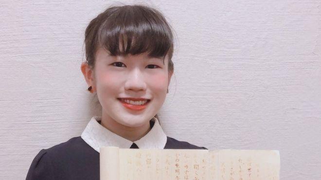 """日本女生論文交""""白卷""""卻獲最高分 教授:很滿意"""