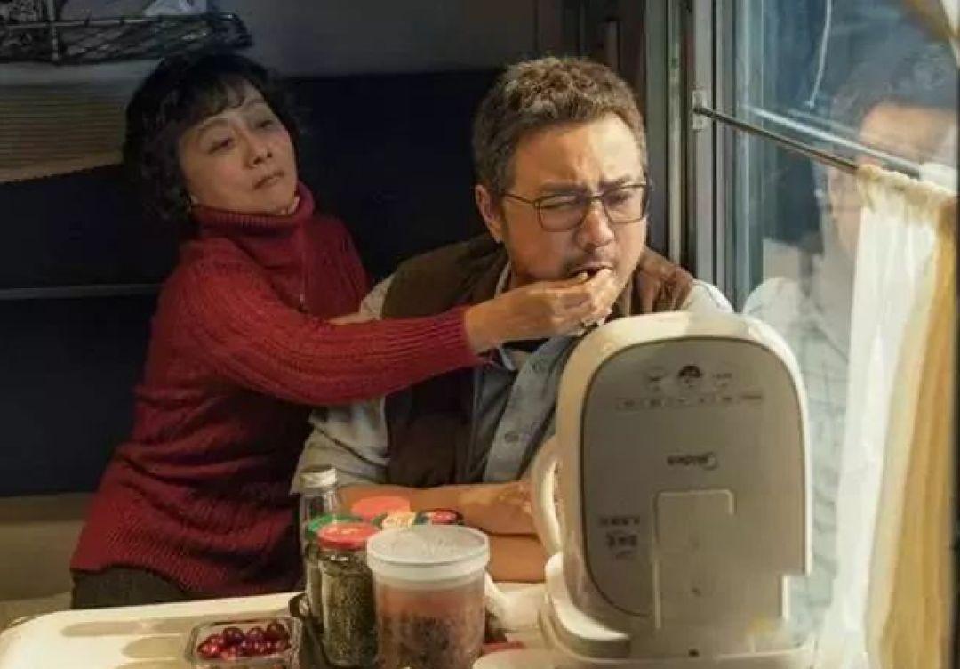 电影《囧妈》(2020)剧照。
