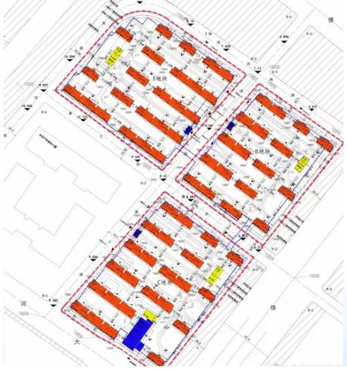 栖霞建设G07地块规划和效果图曝光,江北核心区再迎大体量住宅