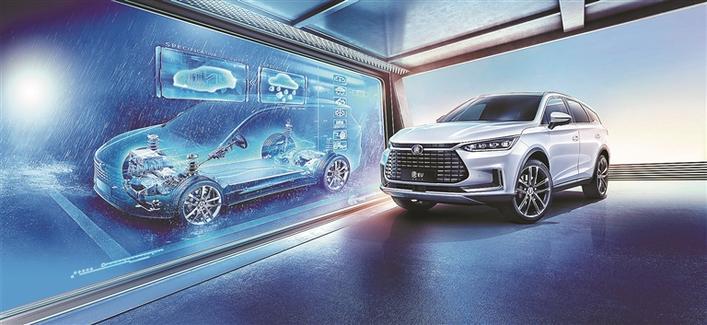 强强联手 比亚迪丰田共创汽车电动化发展新格局