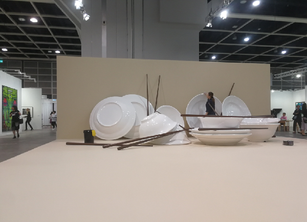 巴塞尔香港从两个展厅的展会成为一座城
