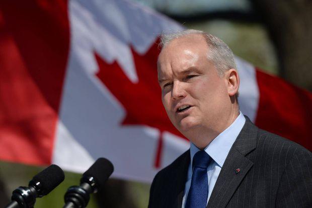 加拿大反对党、联邦保守党的外交事务评论人士奥图尔 图源:《环球邮报》