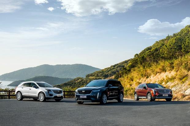凯迪拉克豪华SUV家族开启风范新征途