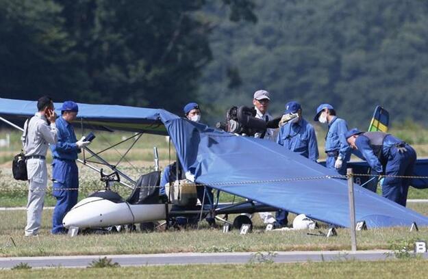 日本一架超轻型飞机坠毁 73岁男性驾律师哪些案子不能风险代理驶员身亡(图)