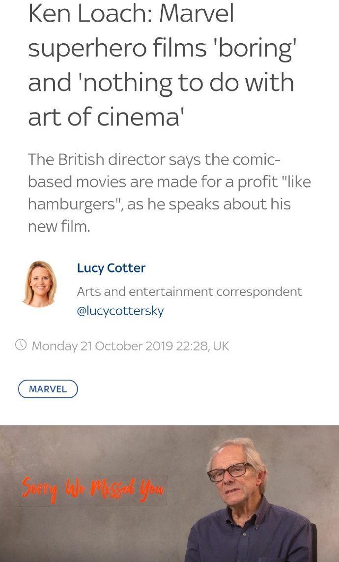"""漫威电影不是""""电影""""?"""