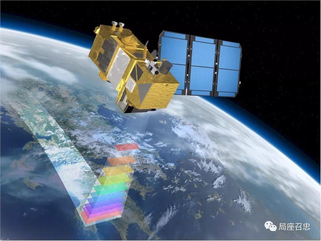 地面上的你,已被高空照相侦察卫星拍下来了~
