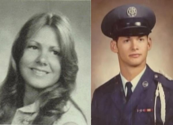 受害者凯蒂和布兰恩。