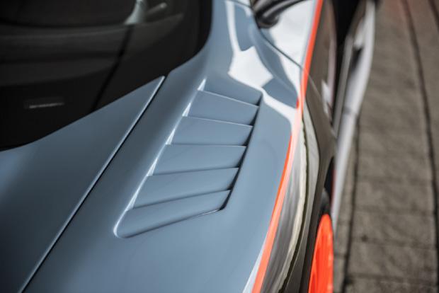 迈凯伦倾力打造675LT定制版车型