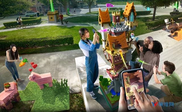 《Minecraft Earth》登陆Android平台,首发五个城市