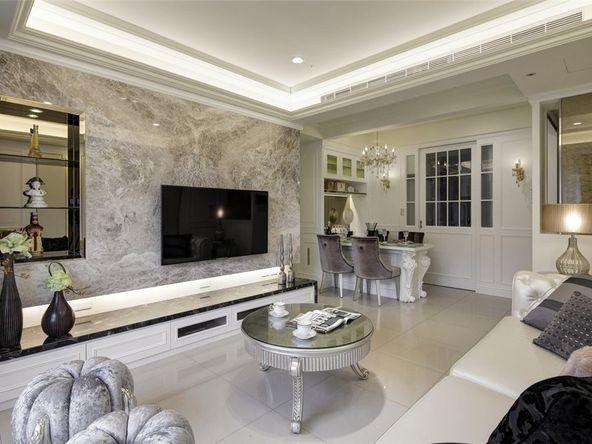 120平米的房这样装修好看100倍,简约风格惊艳众人!