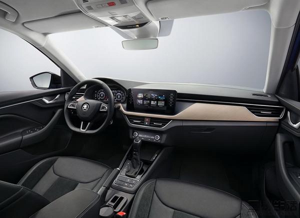 斯柯达在法兰克福车展推出SCALA特别版车型