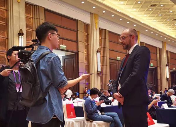"""上海白玉兰荣誉奖获奖者柏罗第:上海已成为一座""""4D城市"""""""