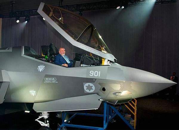 以色列夸F35首秀完美 俄专家不服:那是没遇上S400