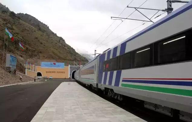 中吉乌铁路重启,将成中欧货运最短路径之一