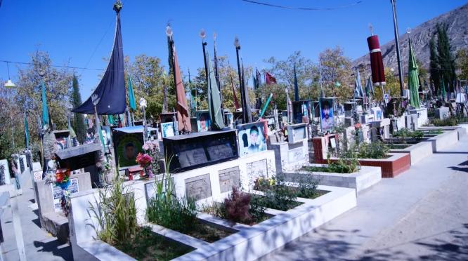 奎达哈扎拉墓地