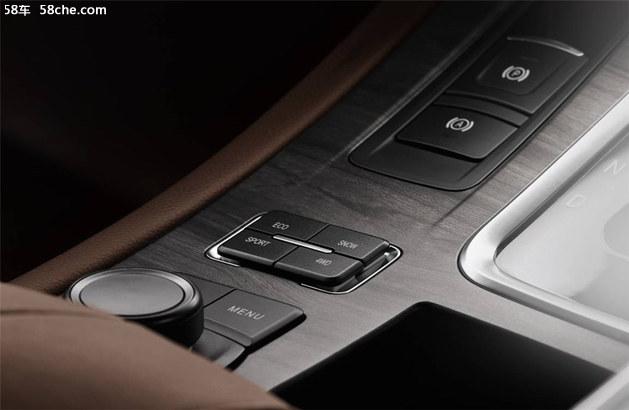 轿跑SUV比速T7内饰官图发布 战斗机质感