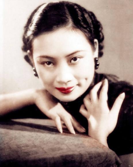 一段失败的恋情,成就了第一届电影皇后——胡蝶的破茧成蝶