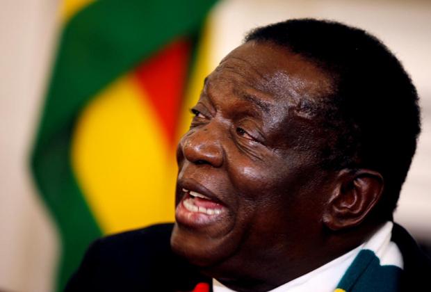 津巴布韦新政府改变亲西方策略 与金砖国家发展关系