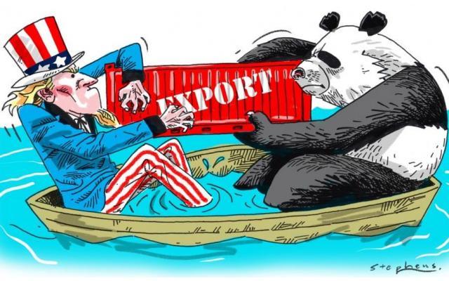 重磅!美国悍然出台对华征税清单,中国