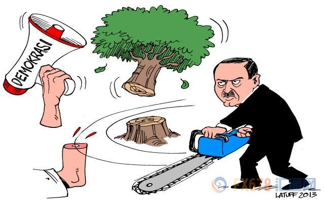 避险黄金冷对土耳其大劫 里拉崩盘祸及欧系货币