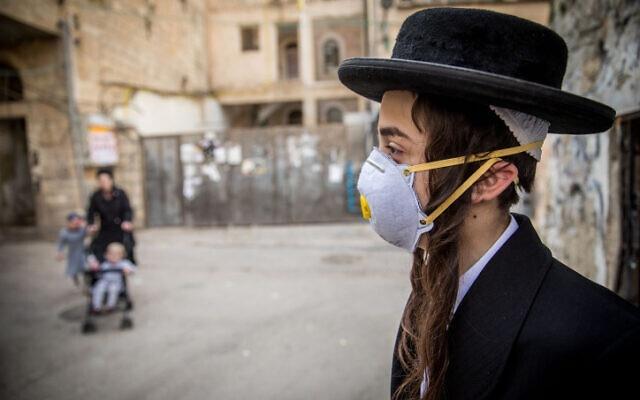以色列新冠肺炎确诊病例新增425例 累计3460例