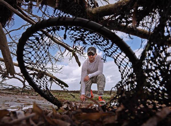 1年回收3吨垃圾,他用跑步推广环保