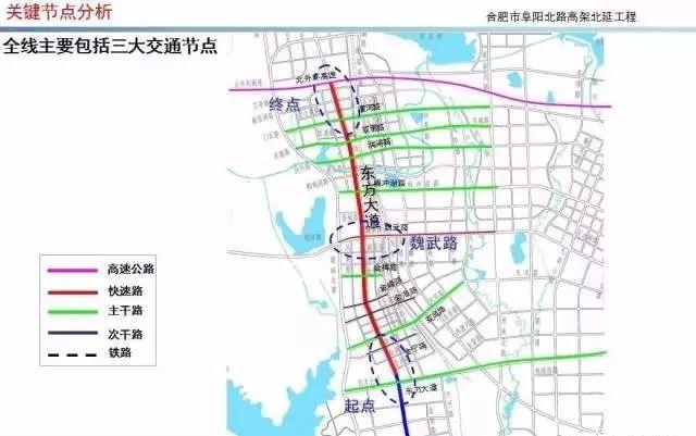 阜阳地铁规划图超清