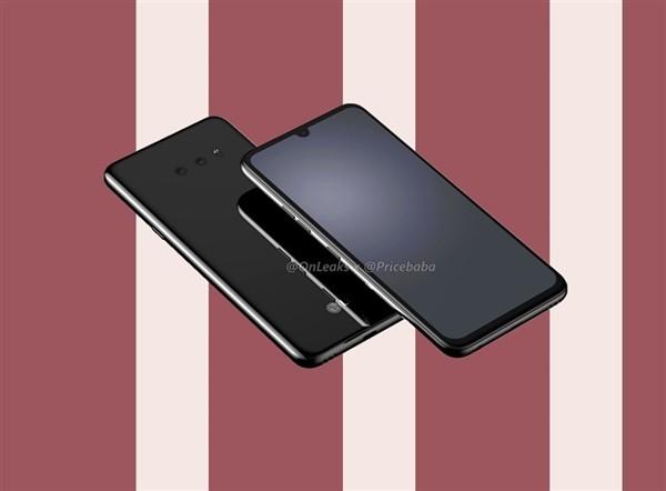 下月IFA大展开始酝酿大招 LG新旗舰G8X渲染图曝光