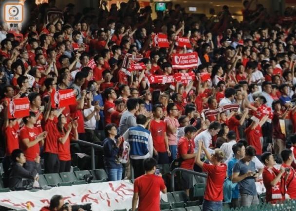香港公布国歌本地立法草案:辱国歌可囚3年罚5万