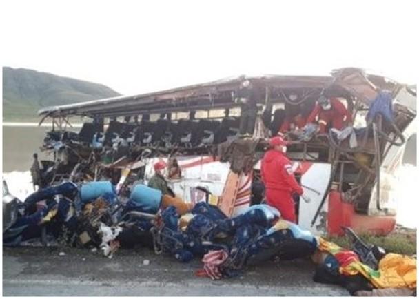 玻利维亚巴士货车相撞已致24死
