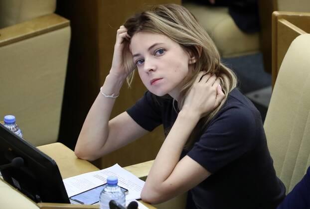 波克隆斯卡娅 图自俄媒