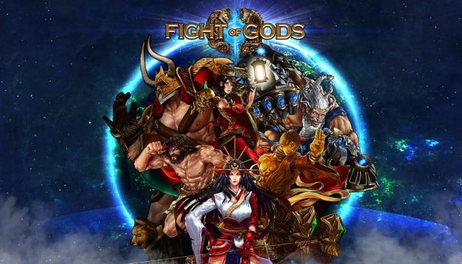 正牌神仙打架 格斗名作《诸神之战》登陆任天堂Switch发售