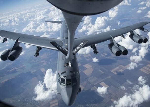 角力升级 美军机闯俄后花园并抵近侦查克里米亚