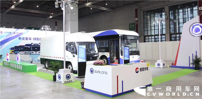 获邀参展上海、广西两大国际展会 申龙客车引领新能源时代