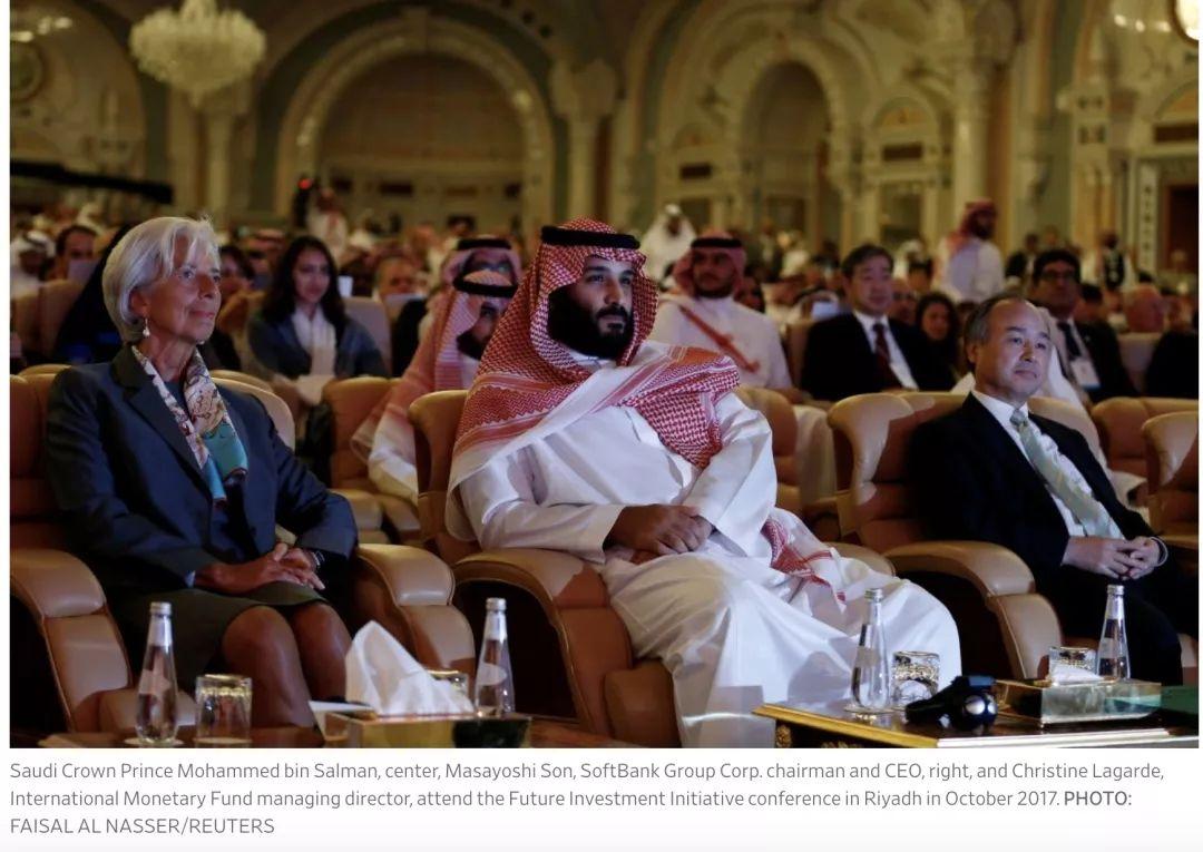"""西方抵制沙特""""未来投资倡议""""大会?别被表象糊"""