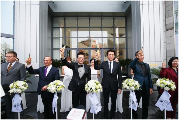 美克美家成都万米品牌馆开业,重新定义中国城