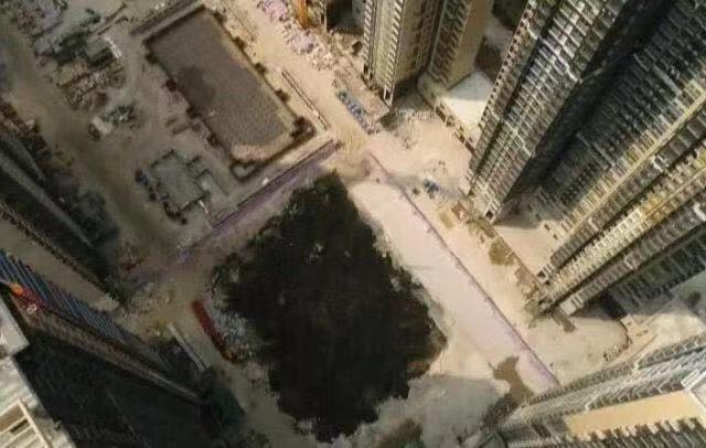 万科中山在建楼盘坍塌 是什么情况?什么原因造成的坍塌?