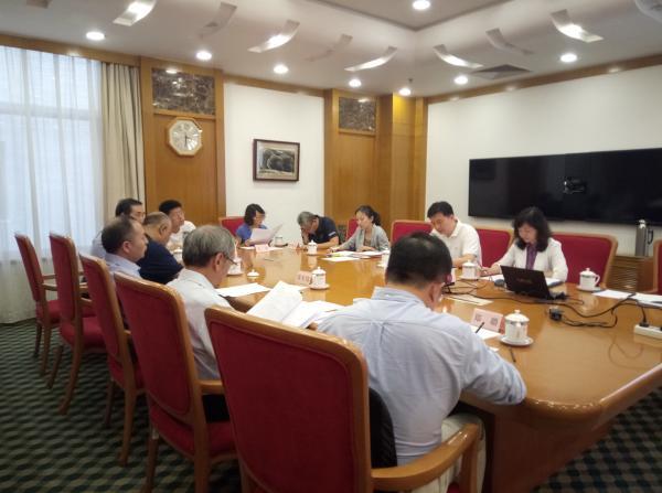 座谈会现场。 国家发展改革委就业和收入分配司网站 图