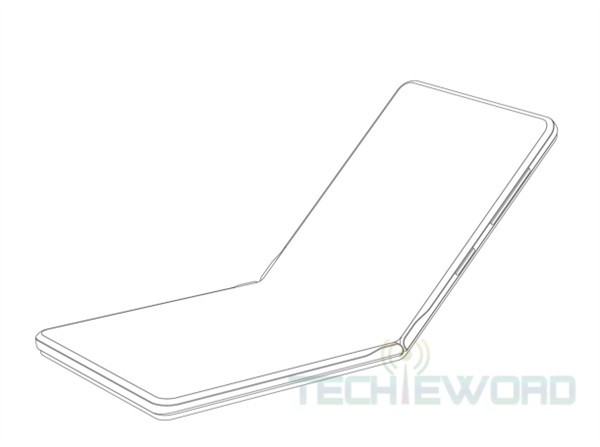 华为全新折叠屏专利曝光:想一秒变翻盖手机不是梦