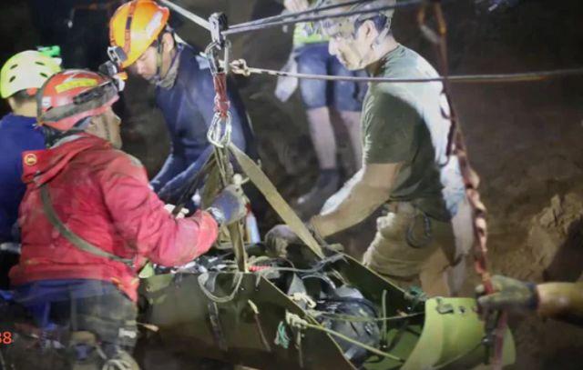 泰国足球队被救出来了 好莱坞却坐不住了(图) ,niounioujidi