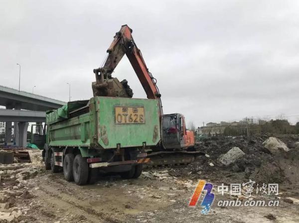 宁波17个建设工程通过复工审核 世纪大道快速路工程复工