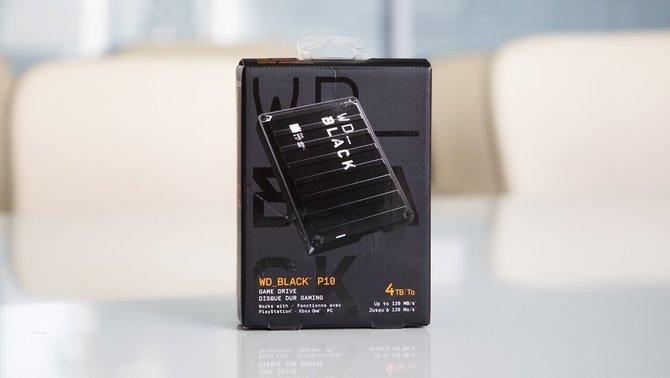 WD_BLACK P10移动硬盘评测:随身携带的超大游戏库