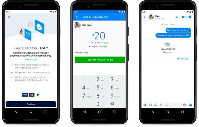 重磅!Facebook上线支付功能 扎克伯格后悔4年前没学微信