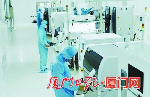 抢占产业制高点 厦门将发力发展第三代半导体产业