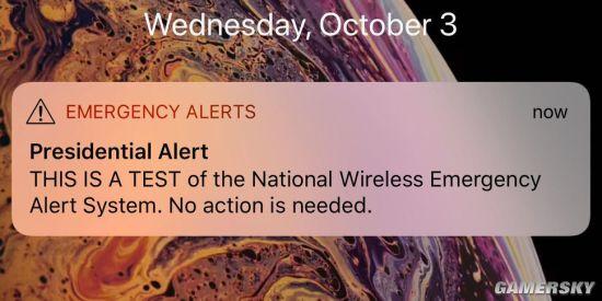"""《辐射》官推调侃美国""""总统警报"""" 借机宣传《辐射76》"""