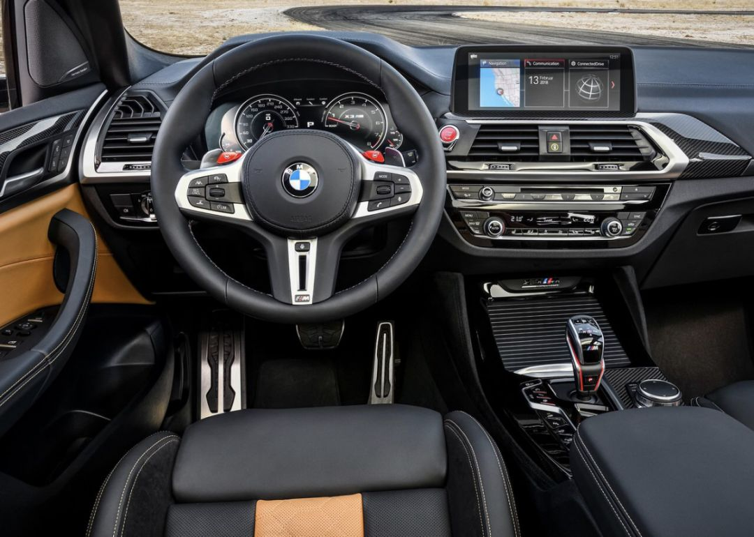 史上最全面的M 创新BMW X3 M、X4 M发布