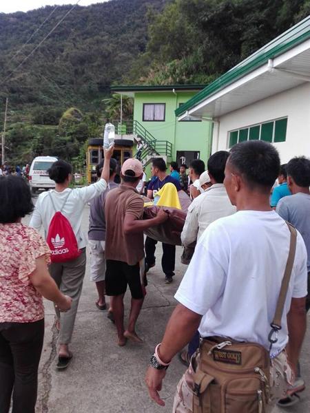 菲律宾北部发生车祸 致至少14人丧生20余人受伤