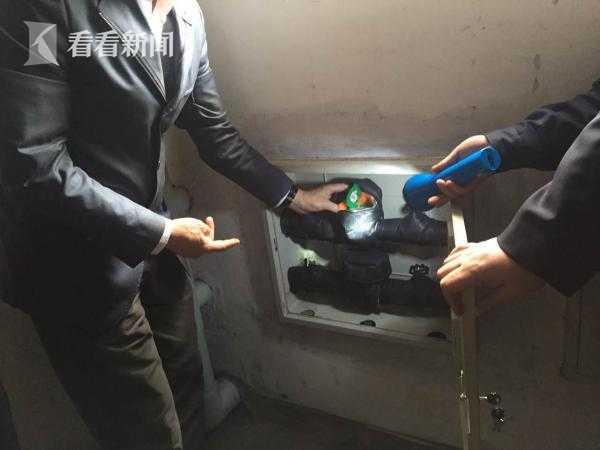 沪郊区二次供水设施改造 能抗零下10度寒潮