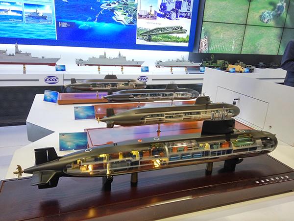 马来防展中国展示高端武器 外贸版空警200亮相(图)乱云飞渡 艳姨